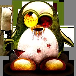 El Tux Zombie!!!