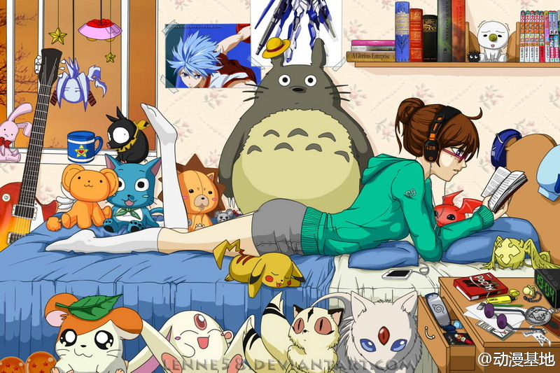 anime-otaku-life