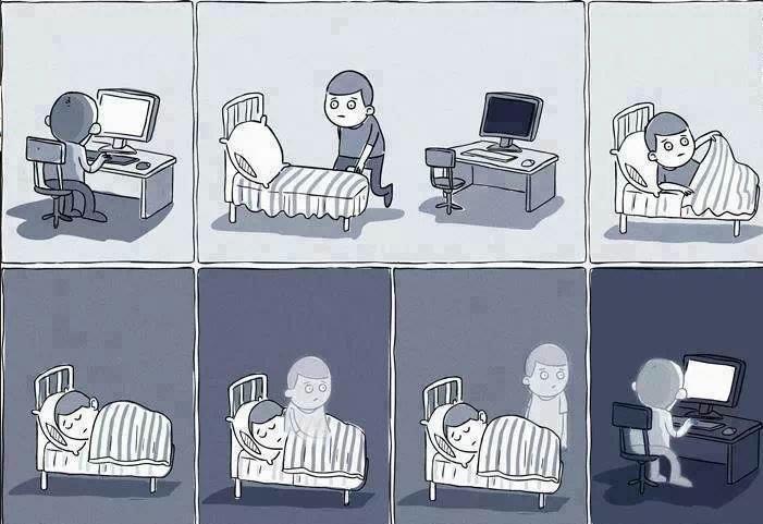 La noche de un geek