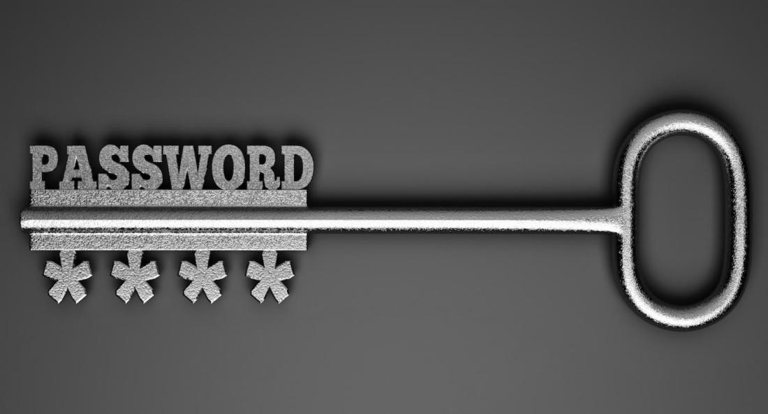 password-key